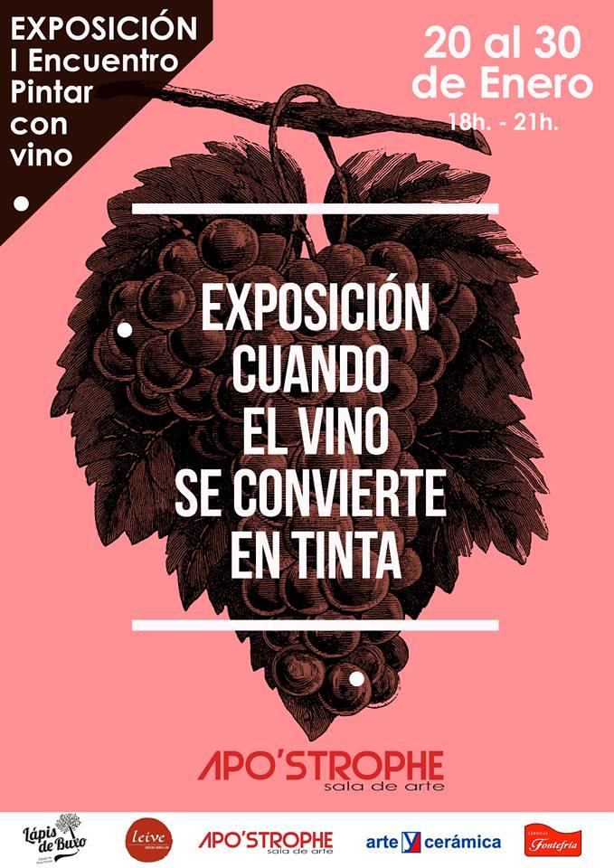 iv encuentro de pintura al vino