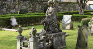 Más visitas a los cementerios: esta vez siguiendo una ruta literaria