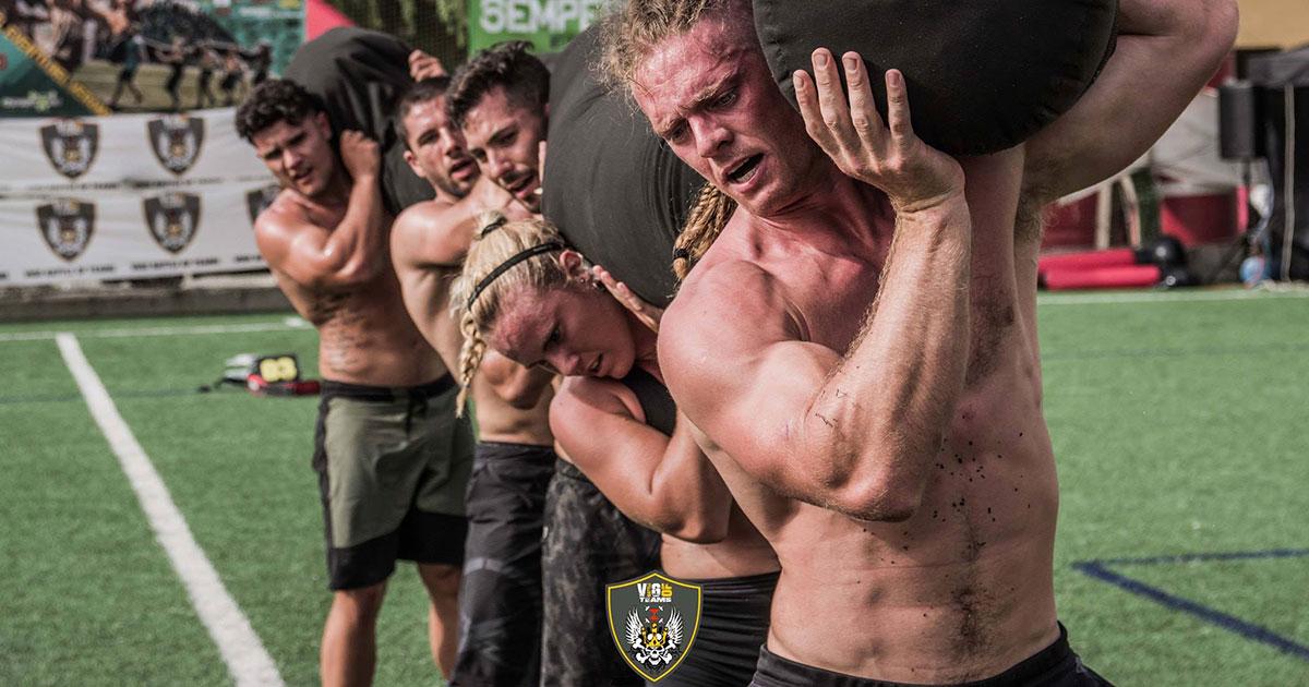 Participantes en la pasada edición del Vigo Battle of Teams // FOTO: ZEMO