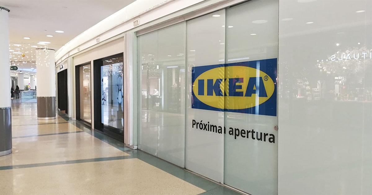 Ikea avanza en su