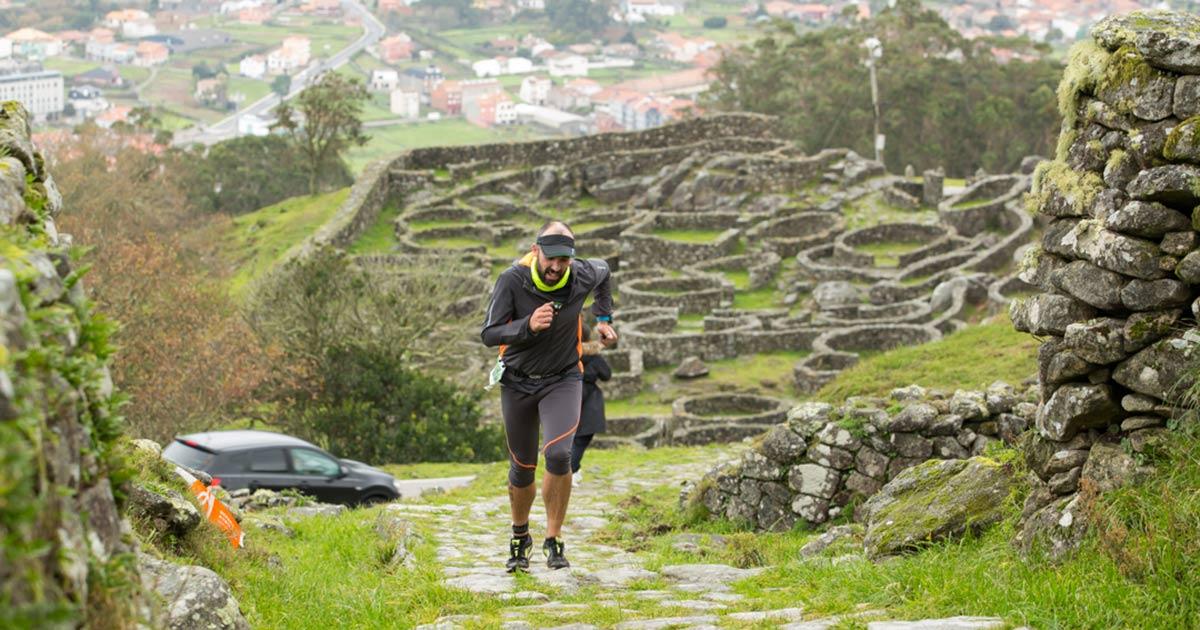 Dureza y belleza se combinan en el Trail do Trega // FOTO: PABLO SAA