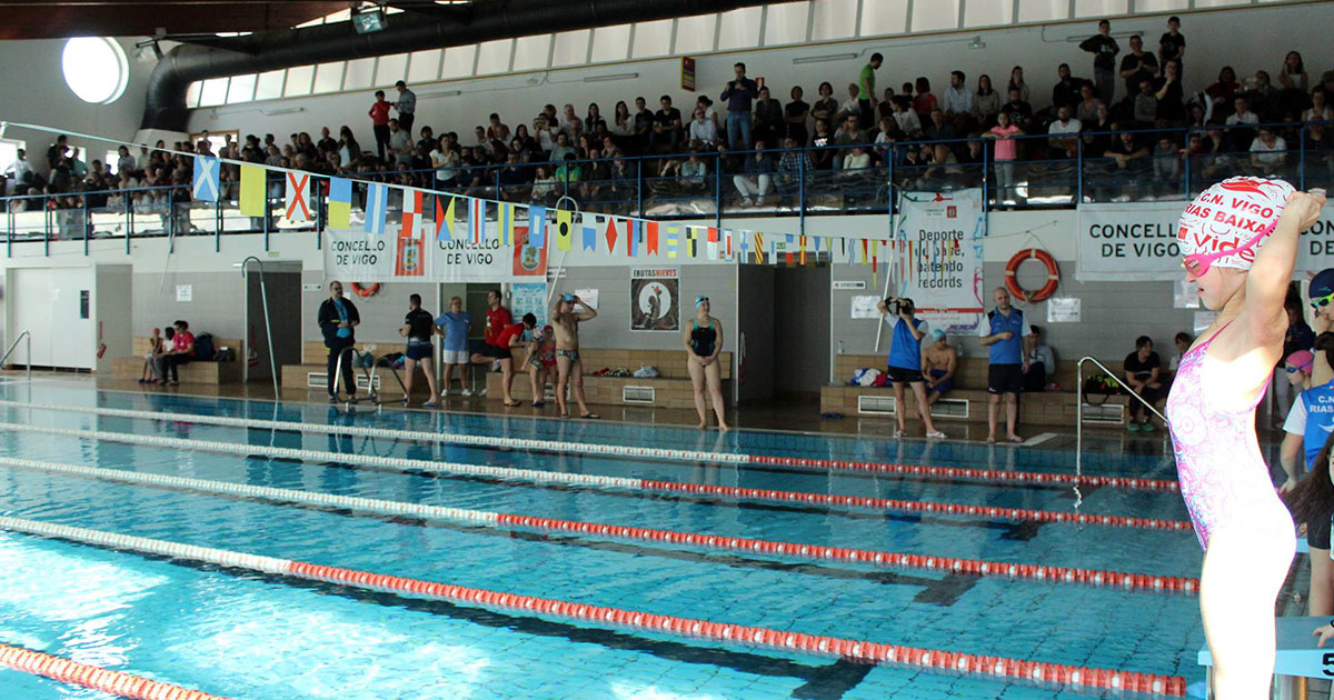 Las piscinas recuperarán su actividad la próxima semana // CONCELLO DE VIGO