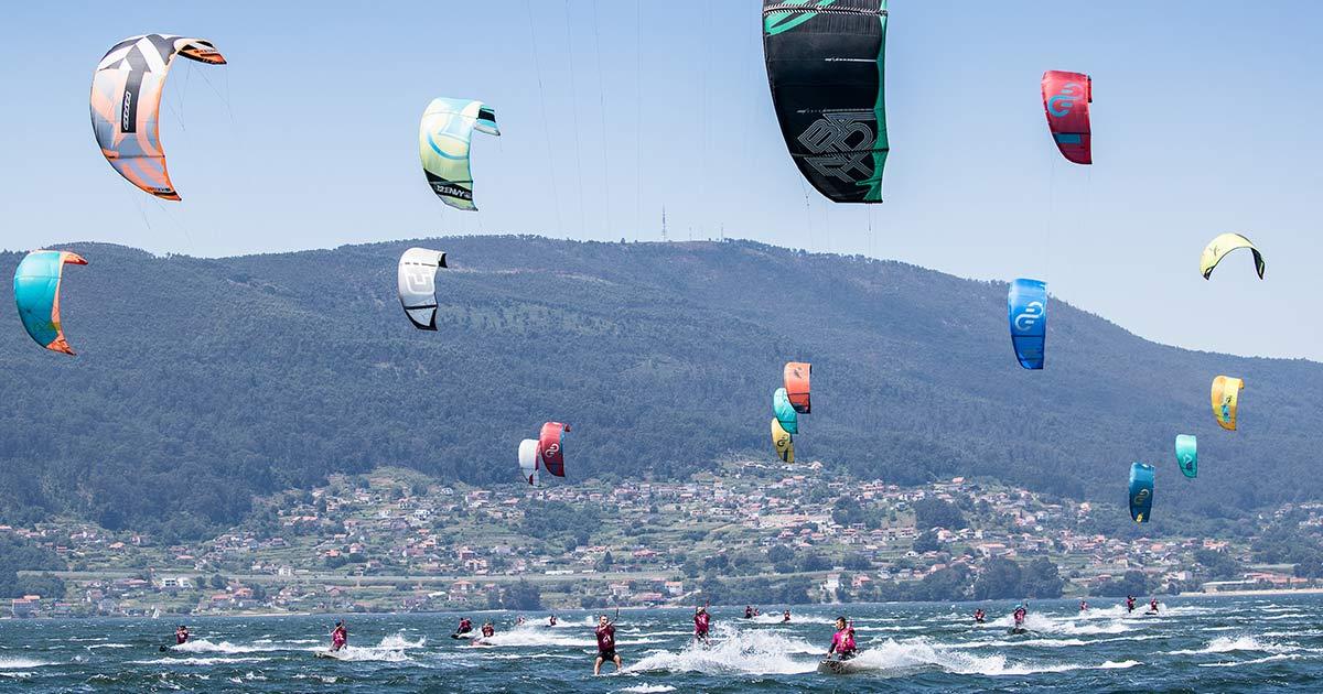 La cita ha dejado grandes imágenes // FOTO: María Muiña/SailingShots