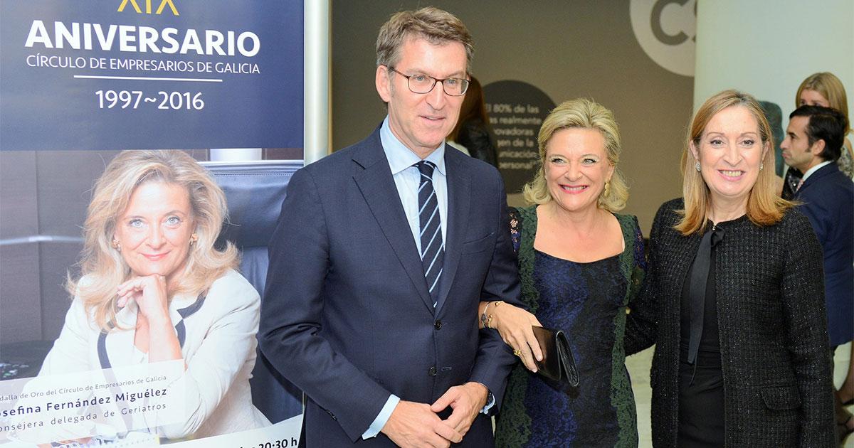 La Xunta vacunó en enero en Vigo a la dueña de DomusVi y a su hermano -  Metropolitano